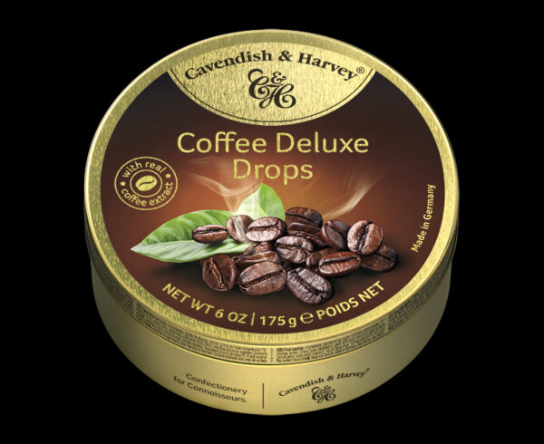 Coffee Deluxe Drops, 175g