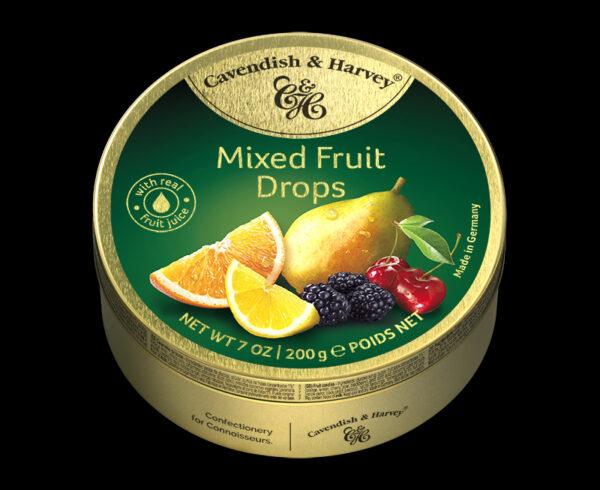 Mixed Fruit Drops, 200g