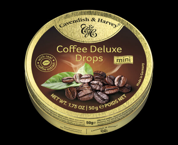 Coffee Deluxe Drops, 50g