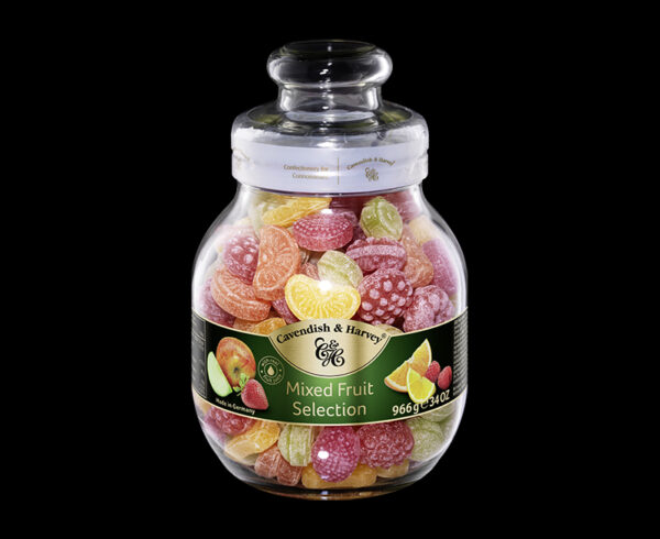 Mixed Fruit Selection, 966g