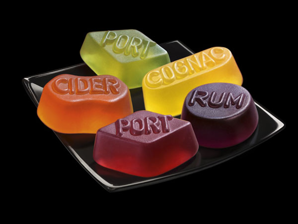 Winegums for Connoisseurs