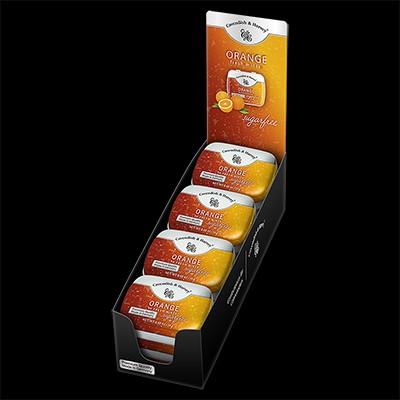 Orange Mints 12x14g