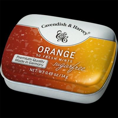 Orange Mints 14g