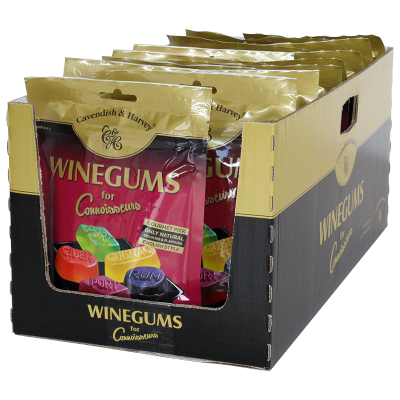 Winegums for Connoisseurs 14x180g