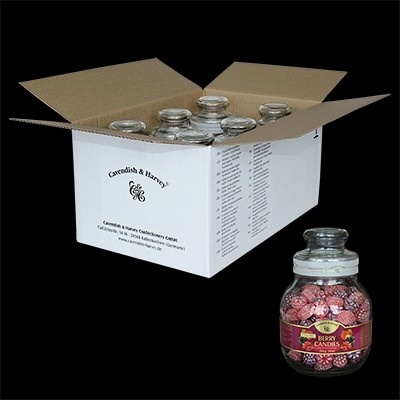 Berry Candies 6x966g