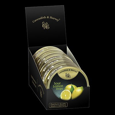 Sour Lemon Drops 7x50g