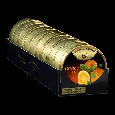 Orange Drops 9x200g