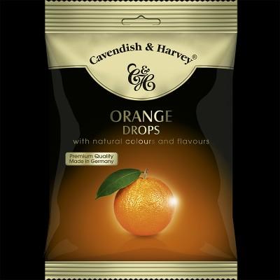 Orange Drops, einzeln verpackt 100g