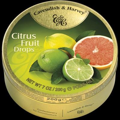 Citrus Fruit Drops 200g