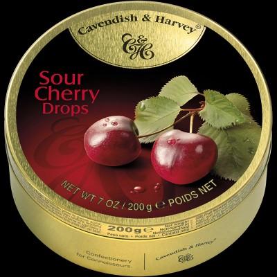 Sour Cherry Drops 200g