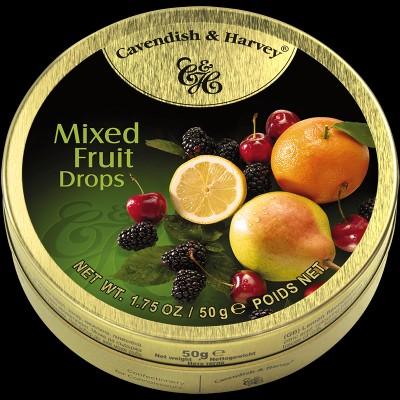 Mixed Fruit Drops 50g