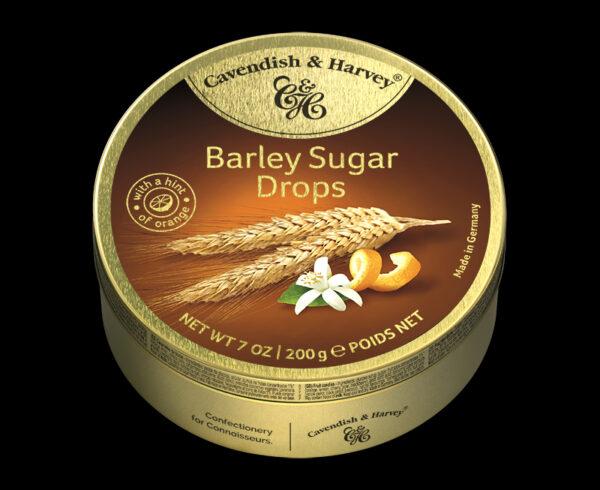 Barley Sugar Drops, 200g
