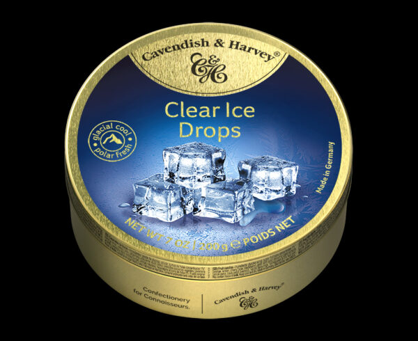 Clear Ice Drops, 200g, 600x490
