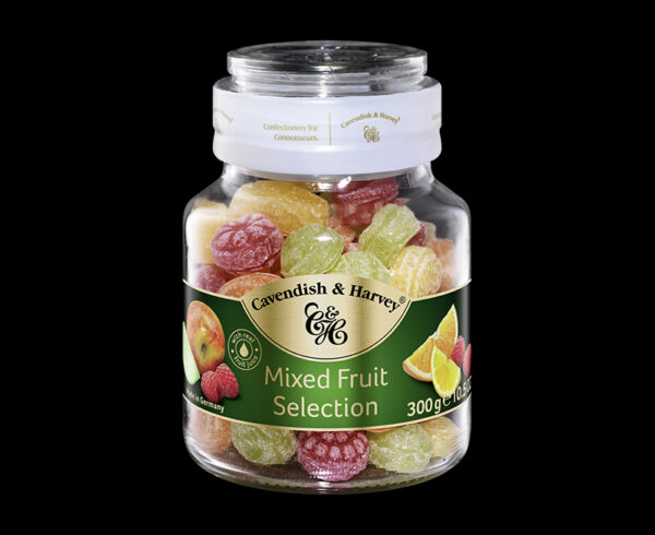 Mixed Fruit Selection, 300g, 600x490