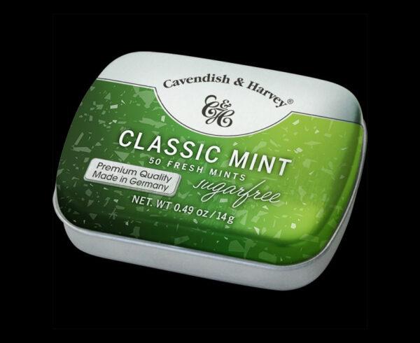 Classic Mint Mints, 14g