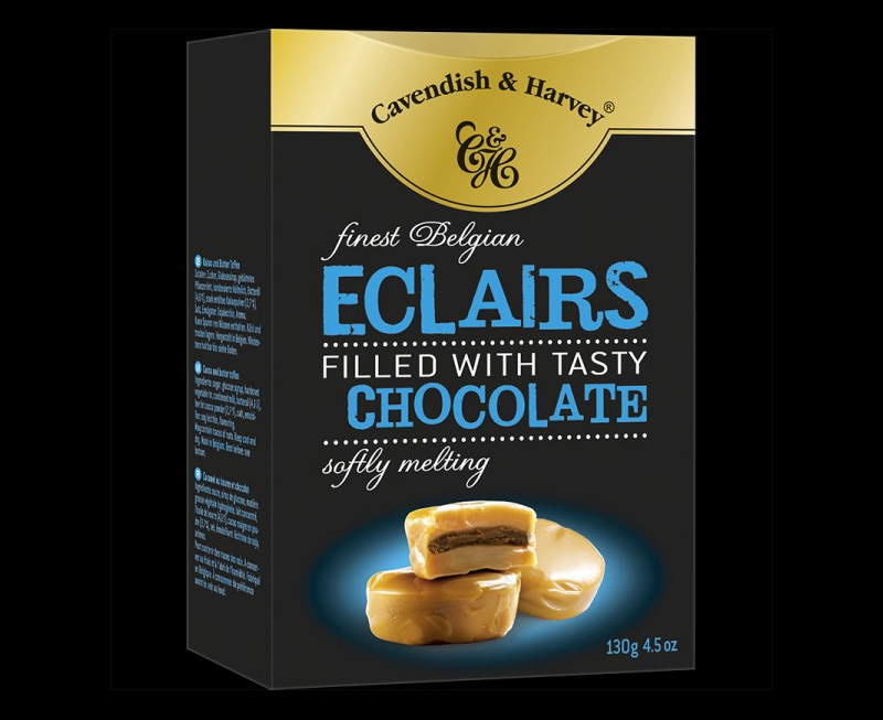 Finest Belgian Eclairs, 130g