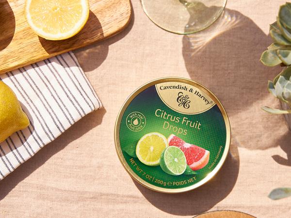 Was ist das Besondere an Citrus Fruit Drops?
