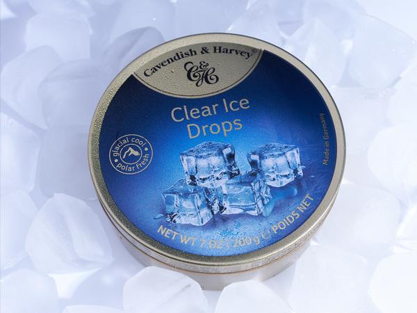 Was ist das Besondere an Clear Ice Drops?