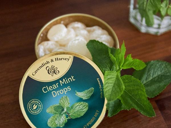Was ist das Besondere an Clear Mint Drops?