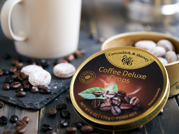 Was ist das Besondere an Coffee Deluxe Drops?