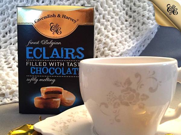 Was ist das Besondere an Finest Belgian Eclairs?