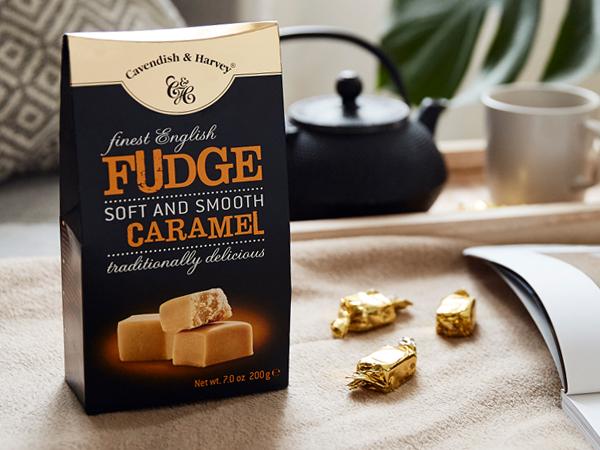 Was ist das Besondere an Finest English Caramel Fudge?