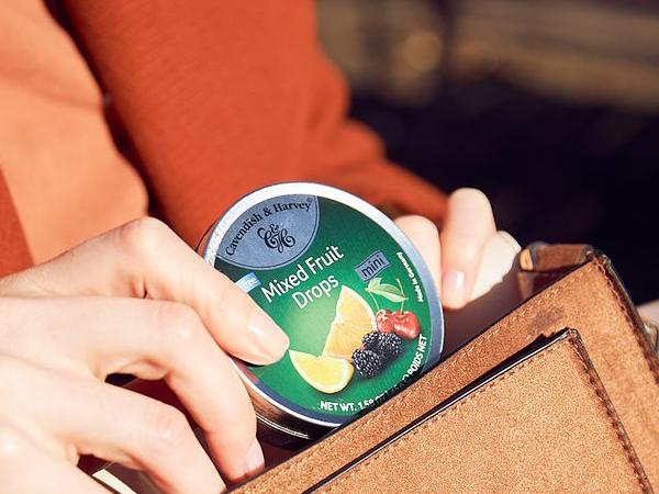 Was ist das Besondere an Sugar Free Mixed Fruit Drops?