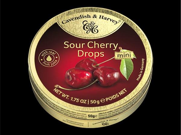 Was ist das Besondere an Sour Cherry Drops?