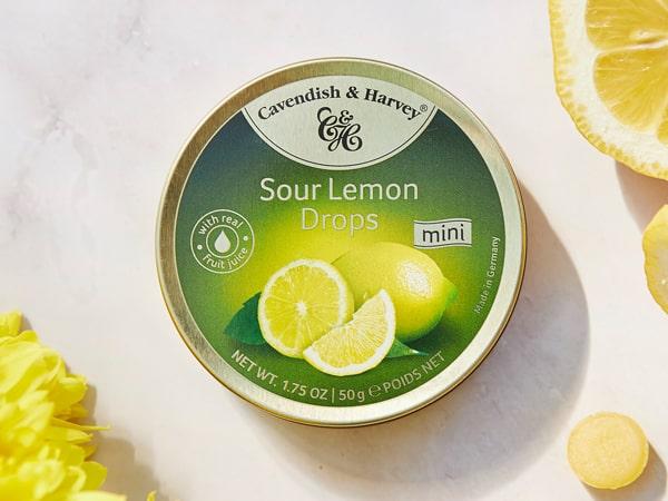 Was ist das Besondere an Sour Lemon Drops?