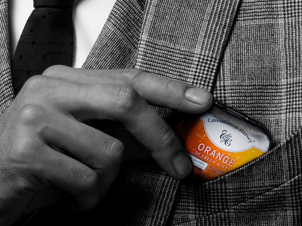 Was ist das Besondere an Orange Mints?