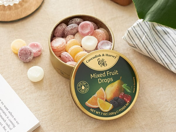 Was ist das Besondere an Mixed Fruit Drops?