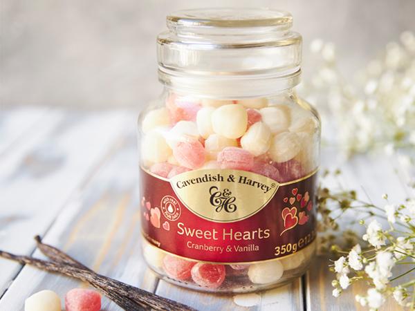 Was ist das Besondere an Sweet Hearts
