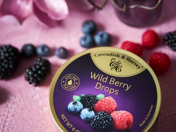 Was ist das Besondere an Wild Berry Drops?